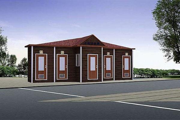 济南环保厕所