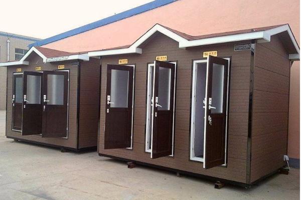 移动厕所处理污物的优势