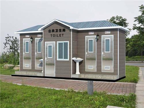 移动厕所的发展史