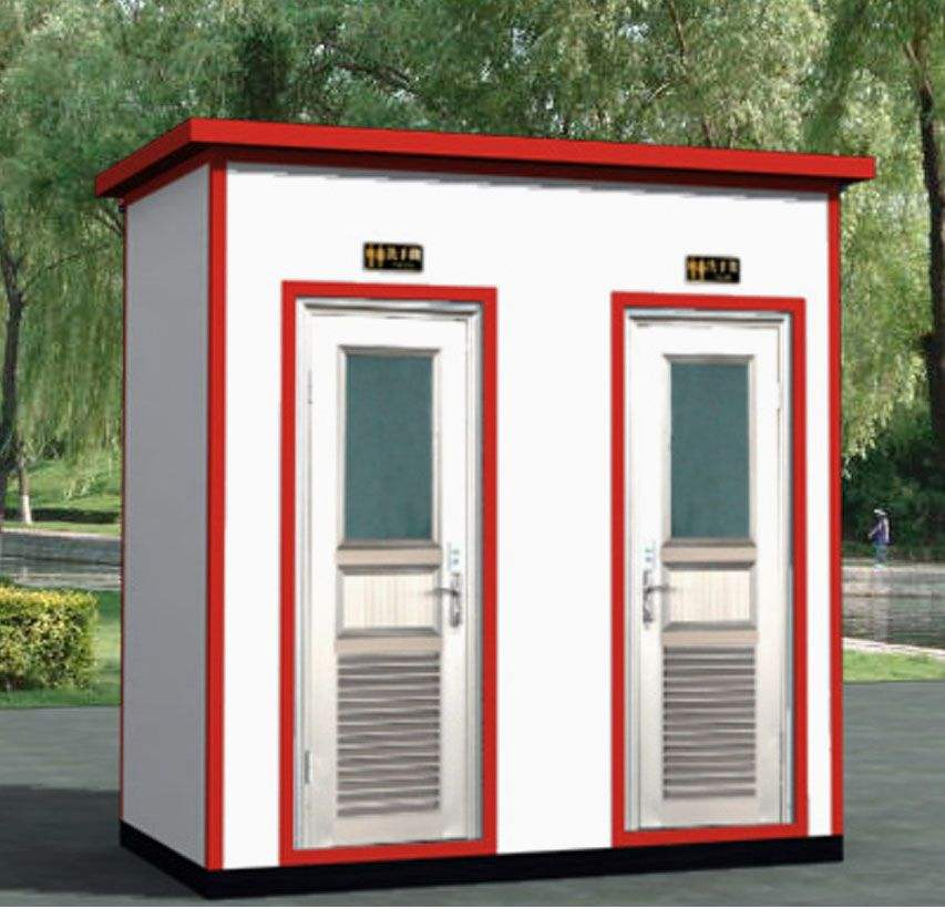 智能移动公厕的特点