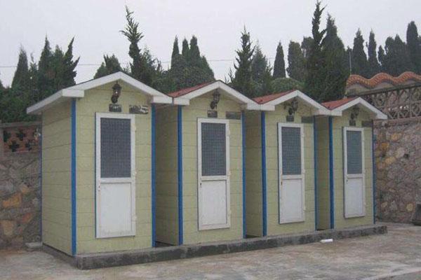 山东移动厕所