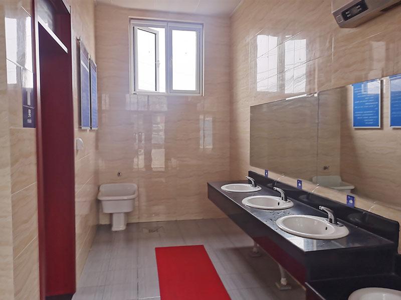 公厕安装案例